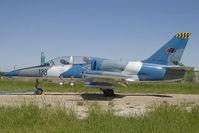 C-GOZA @ CEF4 - Aero L39 - by Andy Graf-VAP