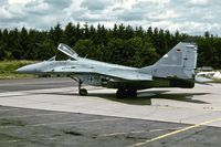 29 19 @ EDSP - German Air Force MiG29A at Fliegerhorst Pferdsfeld