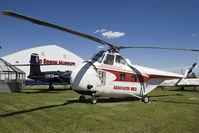 CF-JTI @ CYYC - Sikorsky S-55A - by Andy Graf-VAP