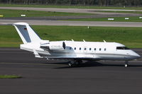 D-AEUK @ EDDL - Challenge Air, Bombardier Challenger 604 (CL-600-2B16), CN: 5632 - by Air-Micha