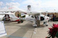 N43CT @ SEF - Flight Design CTLS