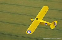 F-GHLQ @ LFPP - CAF French Wing aircraft. On final approach at Le Plessis-Belleville - by Bernard Delfino
