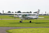 D-EDGG @ EDLE - VHM, Reims Cessna F152, CN: F15201932 - by Air-Micha