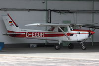 D-EGUH @ EDLE - TFC Flightschool, Reims Cessna F152 II - by Air-Micha