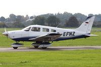 D-EFNZ @ EDLE - VHM, Piper PA-28-181 Archer III, CN: 2843618 - by Air-Micha