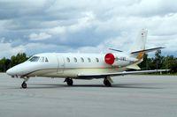 HB-VWE @ EDDM - Cessna Citation Excel S+ [560-6022] Munich~D 19/07/2009