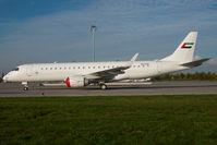 A6-KAH @ LOWW - Royal Jet Embrear 190 - by Dietmar Schreiber - VAP