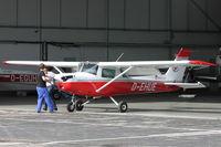 D-EHUE @ EDLE - TFC Flightschool, Reims Cessna F152, CN: F15282964 - by Air-Micha