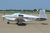 N365BC @ AFW - At Alliance Airport, Fort Worth, TX