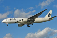 AP-BGJ @ EGLL - Pakistan Boeing 777-240 (ER), c/n: 33775 at Heathrow