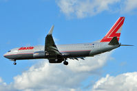 OE-LNK @ EGLL - Lauda Air / Austrian Boeing 737-8Z9, c/n: 28178 at Heathrow