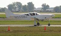 N555MJ @ KOSH - EAA AIRVENUTRE 2010