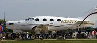 N525TT @ KOSH - EAA AIRVENTURE 2010