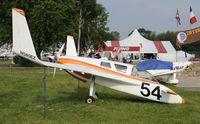 N540EZ @ KOSH - EAA AIRVENTURE 2010