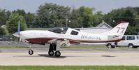 N495SL @ KOSH - EAA AIRVENTURE 2010