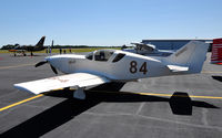 N688RS @ KLNC - Glasair Marilyn on the ramp at Lancaster Open House '10. - by TorchBCT