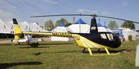 N636DD @ KOSH - EAA AIRVENTURE 2010