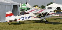 N377JG @ KOSH - EAA AIRVENTURE 2010