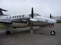 D-IBSH @ EDTF - Beech B200GT King Air