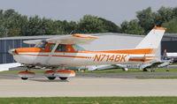 N714BK @ KOSH - EAA AIRVENTURE 2010
