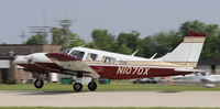 N1070X @ KOSH - EAA AIRVENTURE 2010 - by Todd Royer