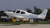 N897CB @ KOSH - EAA AIRVENTURE 2010