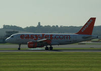 G-EZAH @ LOWW - Easyjet Airbus A319 - by Andreas Ranner