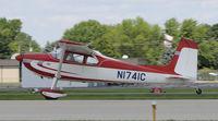 N1741C @ KOSH - EAA AIRVENTURE 2010