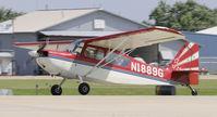 N1889G @ KOSH - EAA AIRVENTURE 2010