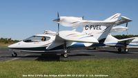 C-FVEL @ W29 - at Bay Bridge Airport - by J.G. Handelman