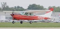 N1843Q @ KOSH - EAA AIRVENTURE 2010