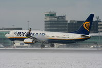 EI-EKD @ EGCC - Ryanair - by Chris Hall