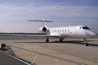B-8100 @ VIE - Deer Jet Gulfstream 550 - by Thomas Ramgraber-VAP