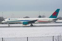 G-OOBJ @ EGCC - First Choice Airways - by Chris Hall