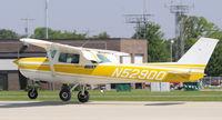 N5290Q @ KOSH - EAA AIRVENTURE 2010