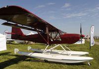 N4454U @ KOSH - EAA AIRVENTURE 2001