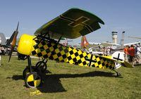N8105D @ KOSH - EAA AIRVENTURE 2010