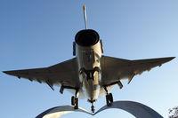 11 @ LOWL - Saab J-35Ö Draken Mk.II @ Linz Airport - by Jan Ittensammer