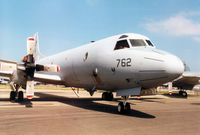 160762 @ EGVA - Another view of the Patrol Squadron VP-92 P-3C Orion on display at the 1997 Intnl Air Tattoo at RAF Fairford. - by Peter Nicholson