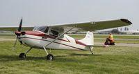 N2837C @ KOSH - EAA AIRVENTURE 2010