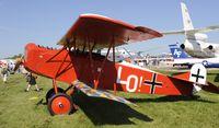 N18852 @ KOSH - EAA AIRVENTURE 2010