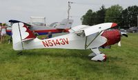 N5143V @ KOSH - EAA AIRVENTURE 2010