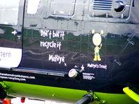 G-NDAA @ EGBJ - Great Western Air Ambulance - by Chris Hall