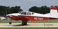 N2701Y @ KOSH - EAA AIRVENTURE 2010