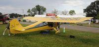 N3469E @ KOSH - EAA AIRVENTURE 2010