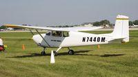 N7440M @ KOSH - EAA AIRVENTURE 2010