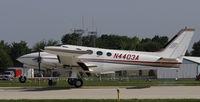 N4403A @ KOSH - EAA AIRVENTURE 2010