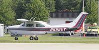 N5550Y @ KOSH - EAA AIRVENTURE 2010