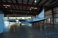 N75U @ KFFC - Aero Commander 690A - by Connor Shepard