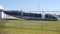 N471PS @ KMYR - 1993 Dornier 328-100 in Myrtle Beach SC. - by Richard T Davis